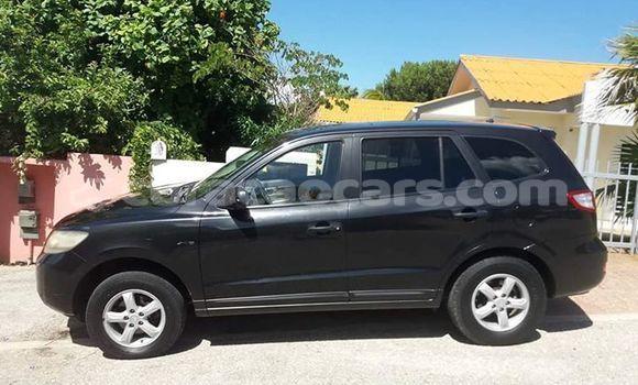 Buy Used Hyundai Santa Fe Black Car in Willemstad in Curacao