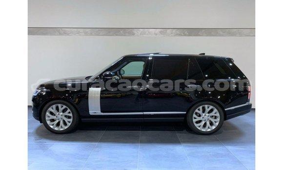 Buy Import Land Rover Range Rover Black Car in Import - Dubai in Curacao