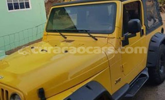 Buy Used Jeep Wrangler Other Car in Willemstad in Curacao