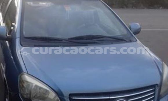 Buy Used Great Wall Voleex C30 Blue Car in Willemstad in Curacao